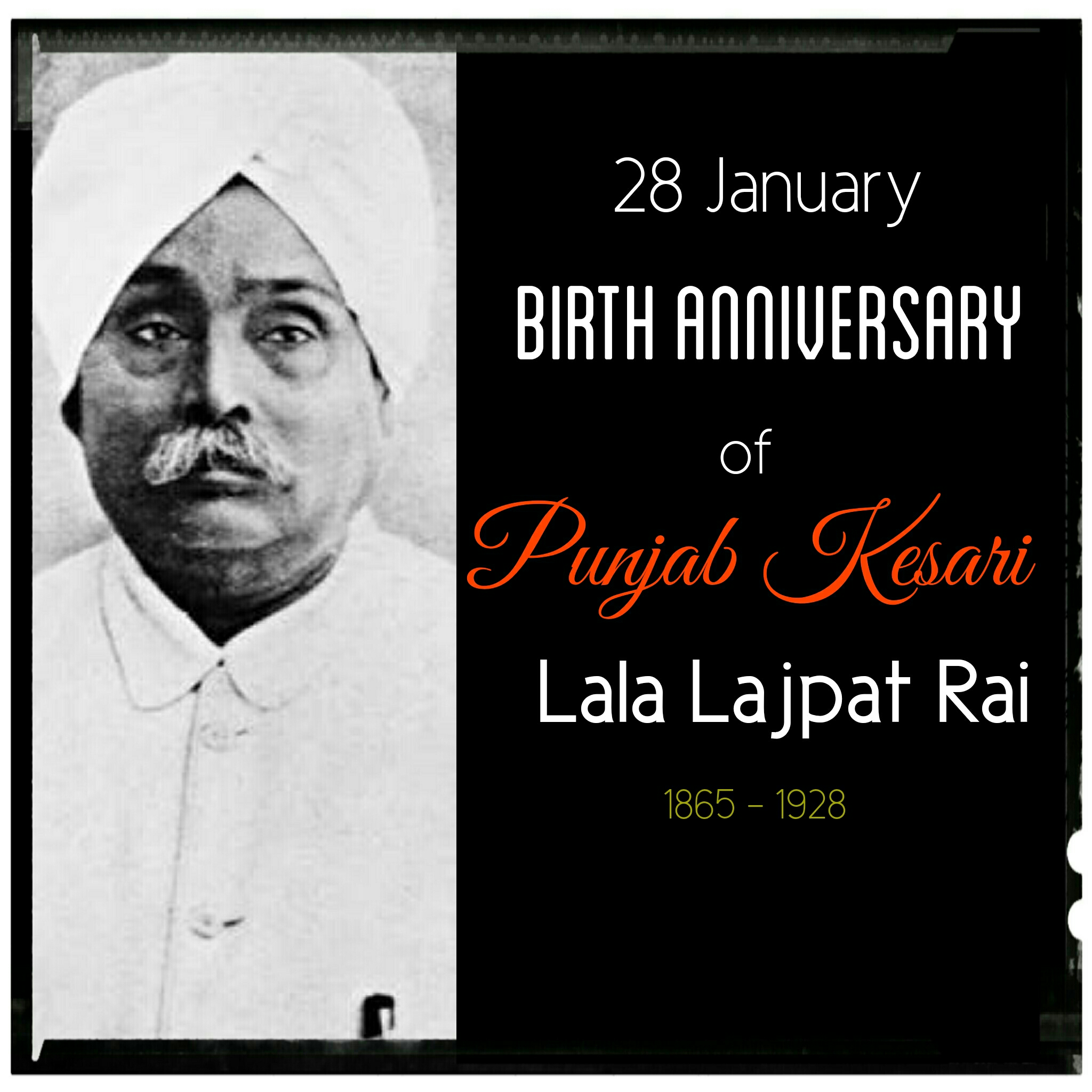 Photo of Lala Lajpat Rai: An Unforgettable Hero of Indian History