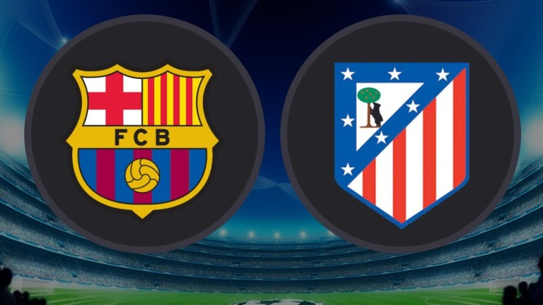 Barcelona vs Atletico Madrid