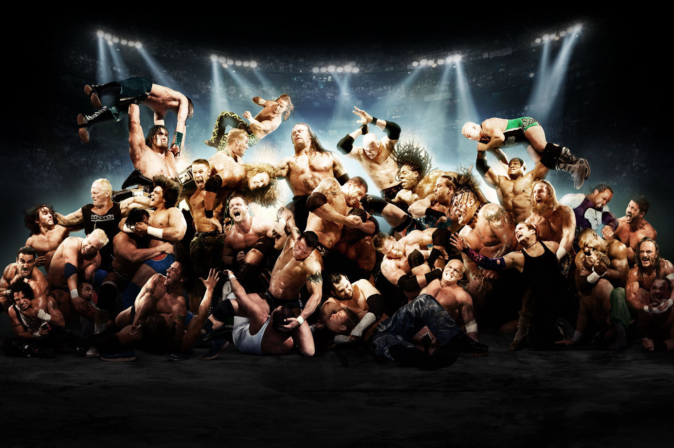 Photo of 5 Fights WWE Universe Dreams About