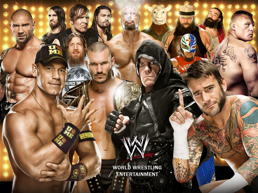 all wwe superstars