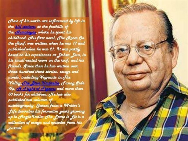 Photo of 10 Touching Quotes By Ruskin Bond That Will Brighten Your Day