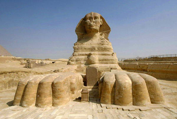 Photo of From Athens to Kanyakumari: The Sphinx