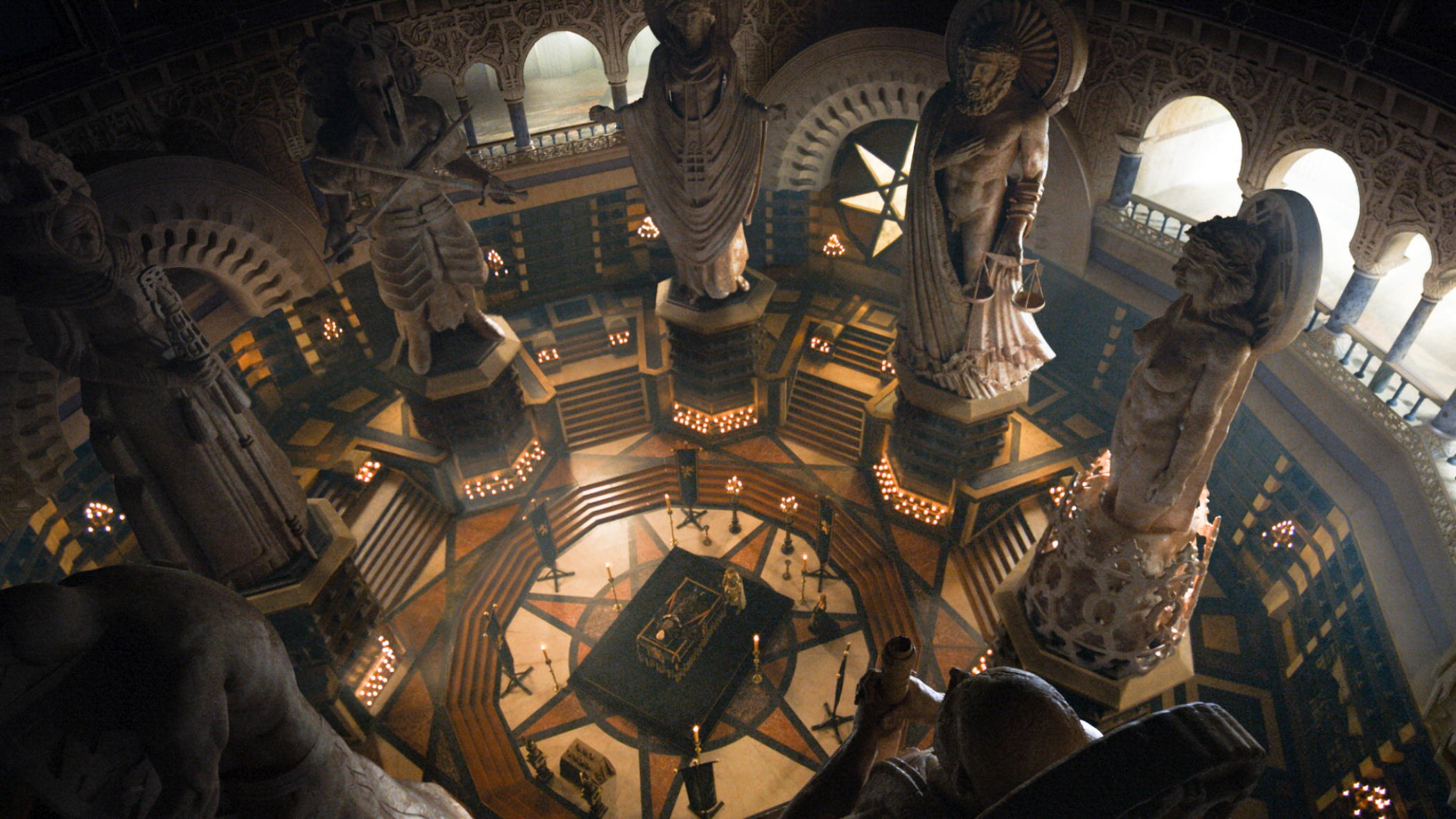 Photo of Game of Thrones: 4 Major Funeral Ceremonies in the Great Sept of Baelor