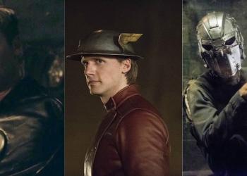 Different Avatars of Jay Garrick