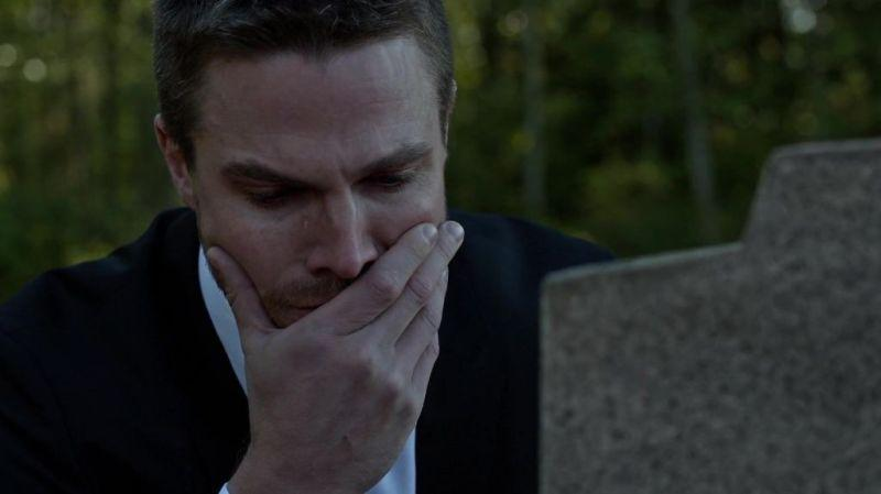 Photo of Arrow Season 4: Will Oliver's Son William end up in a Grave?