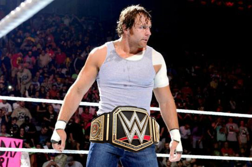 Photo of 3 Reasons why Dean Ambrose Deserves to be the World Heavyweight Champion