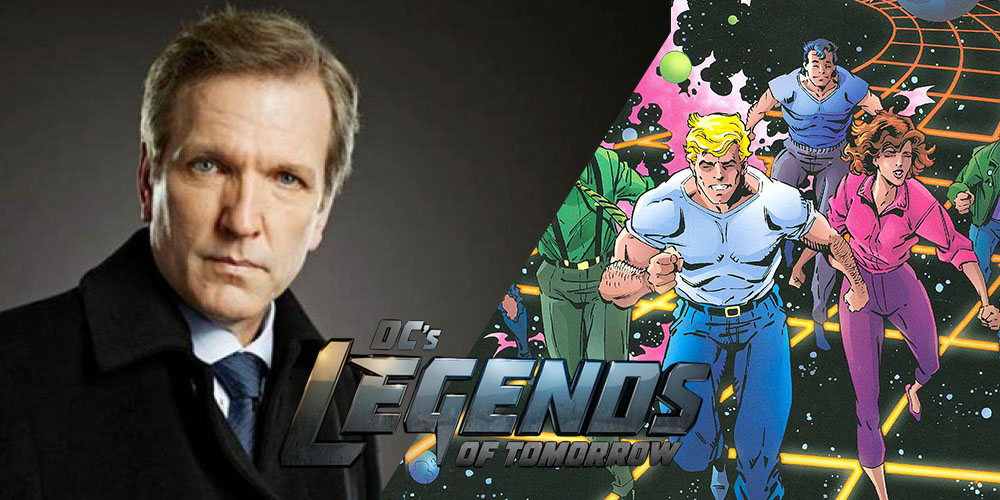 Photo of Legends of Tomorrow: Who is Master Druce?