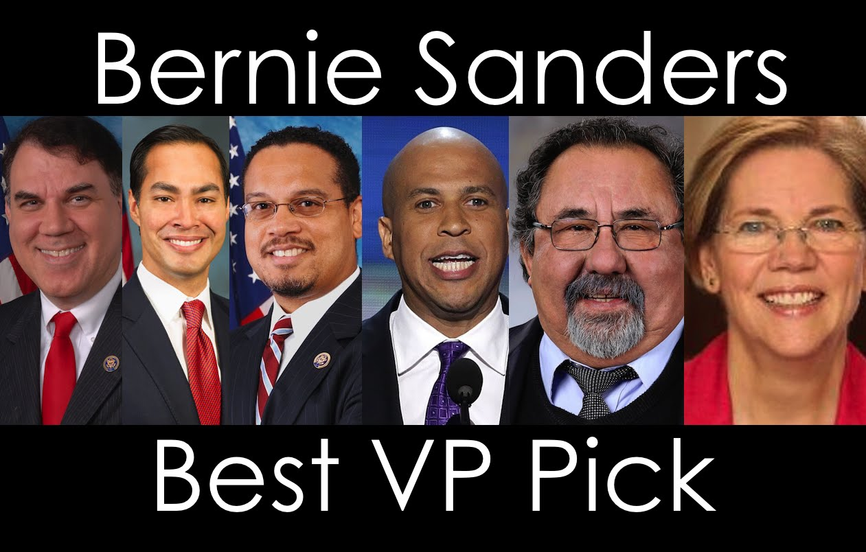 Photo of US Presidential Elections 2016: Almost Confirmed Who'll be Sanders VP Pick