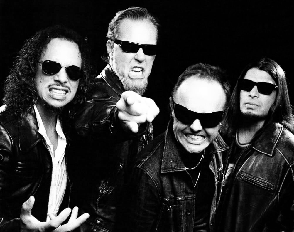 Photo of 30+ Years of Metallica