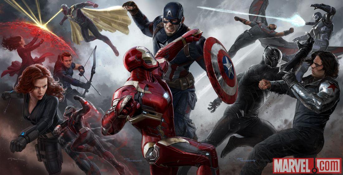 Photo of Captain America Civil War: Avengers vs Avengers