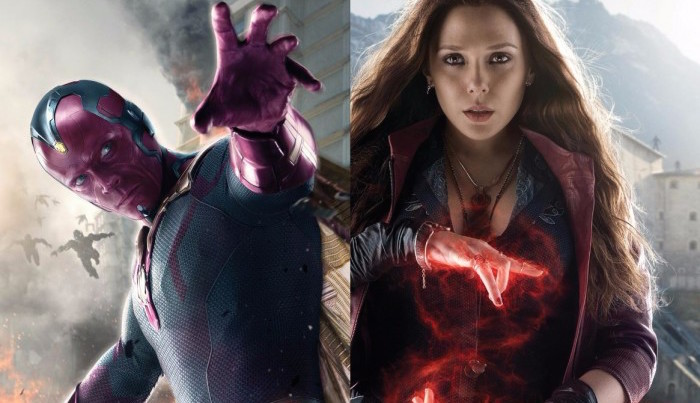Photo of Scarlett Witch-Vision Relationship: Captain America Civil War vs Marvel Comics