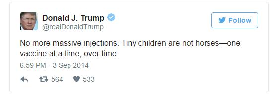Dumbest Things Donald Trump Said