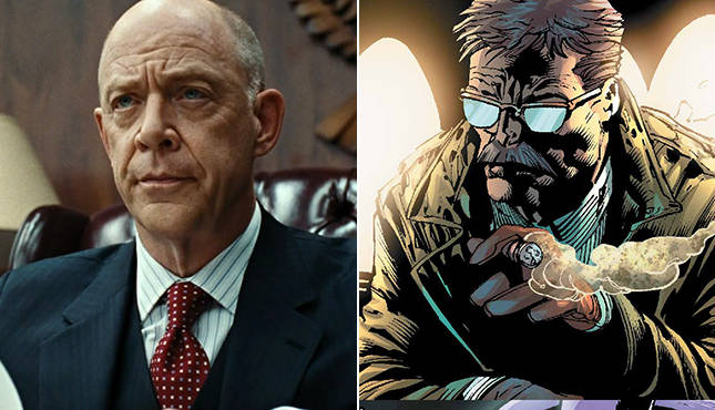 Photo of Justice League: 5 Reasons Why J.K. Simmons Will Make a Great Commissioner Gordon