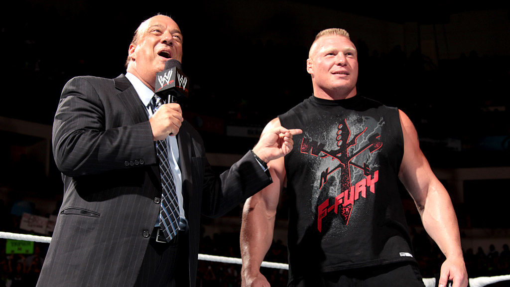 Photo of What might Happen if Brock Lesnar and Paul Heyman find Themselves in these Quirky Situations?