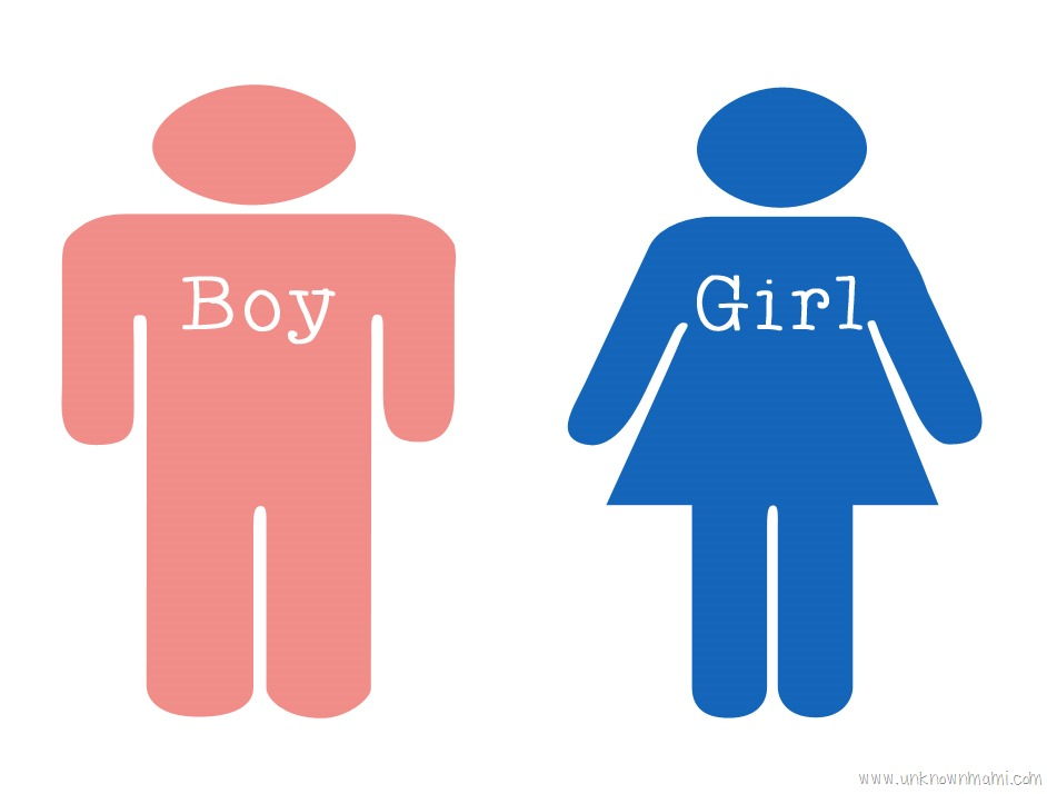 Photo of Pink for Girls and Blue for Boys! Really?