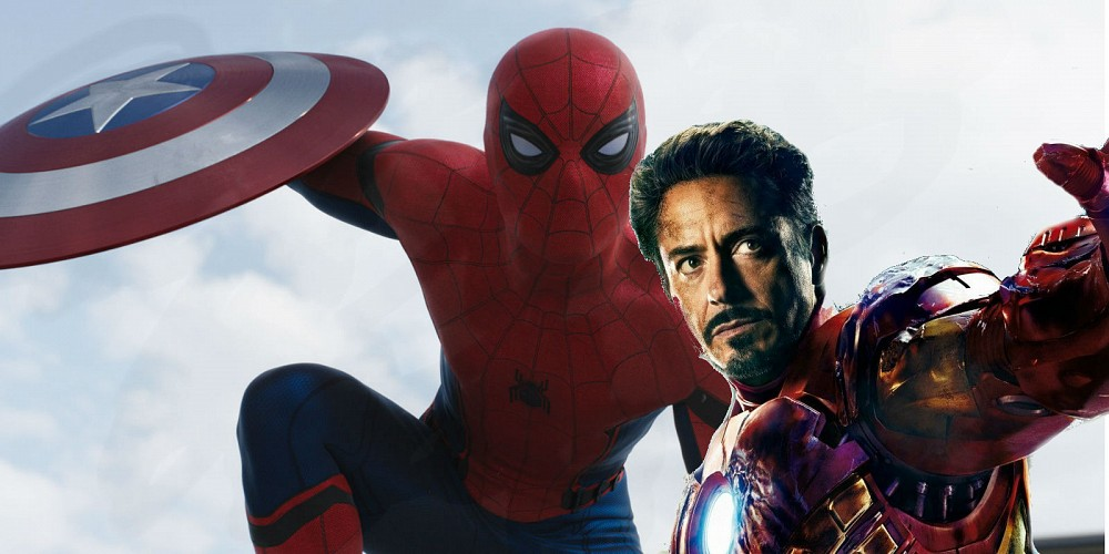Photo of Robert Downey Jr. Enters Into the Spiderman Universe