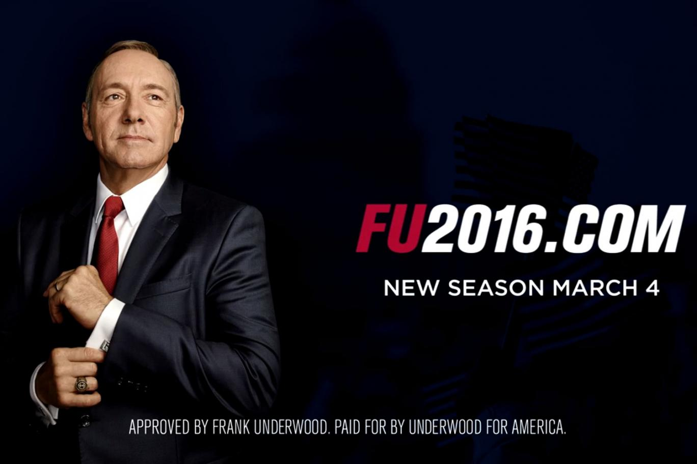 Photo of Top 5 most Intense Moments from House Of Cards Season 4