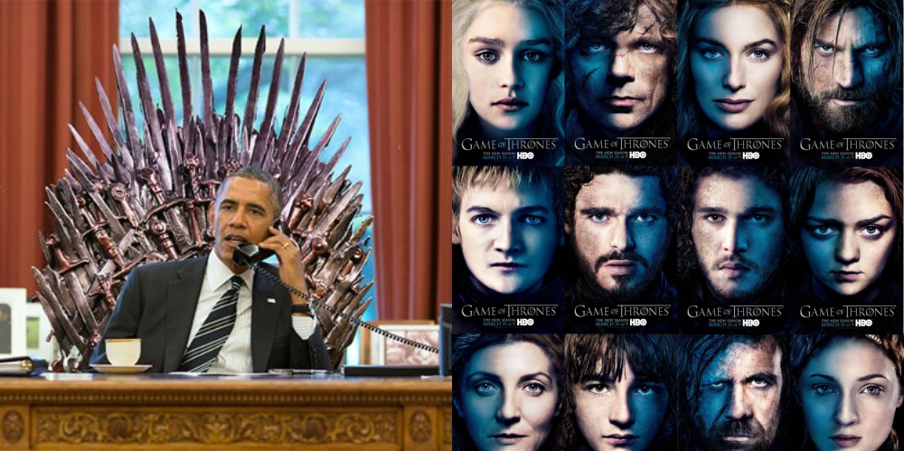 Photo of Which Game of Thrones Character Would Best Describe President Obama?