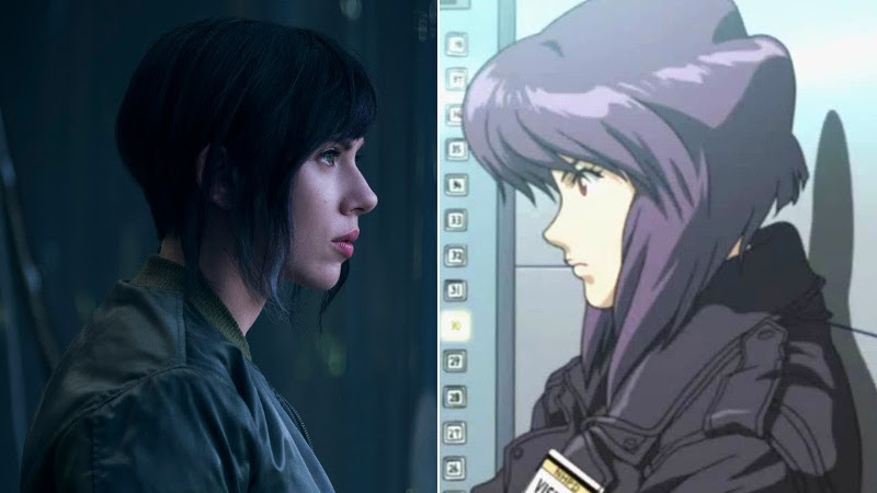 Photo of Can Scarlett Johansson Pull Off a Japanese Anime Character?
