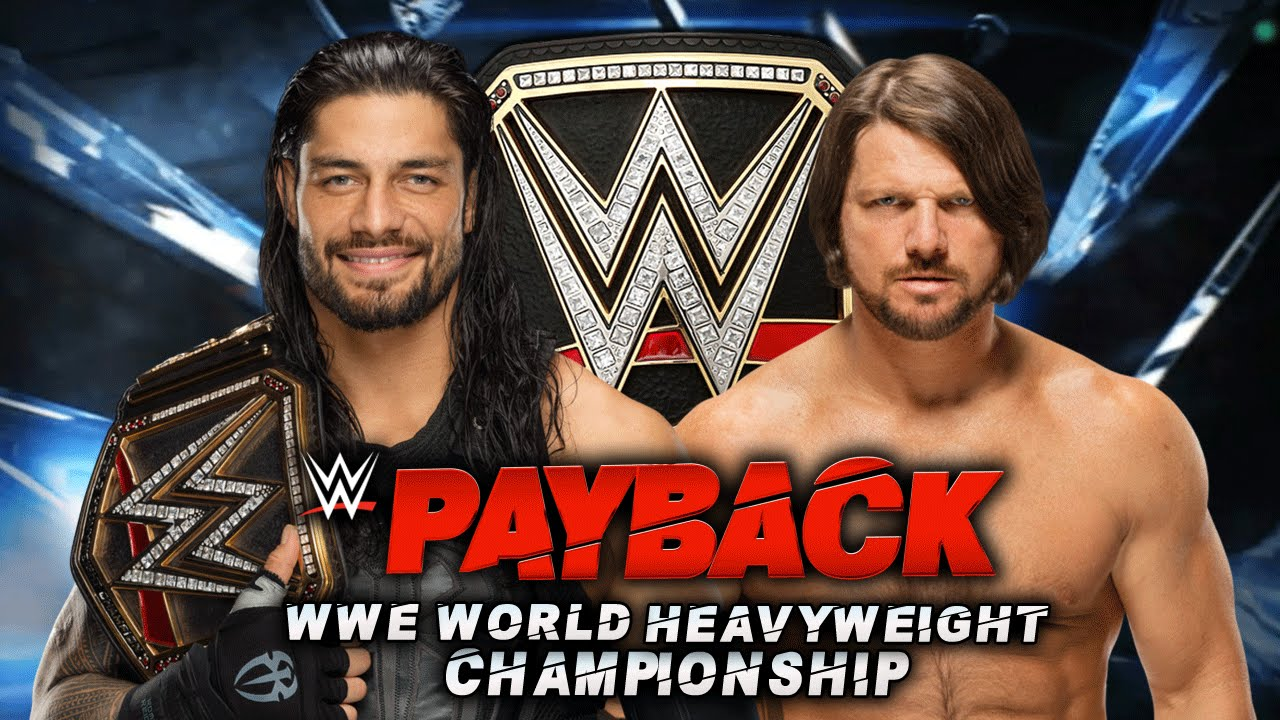 Photo of WWE Payback : 3 Predictions for World Heavyweight Championship Match