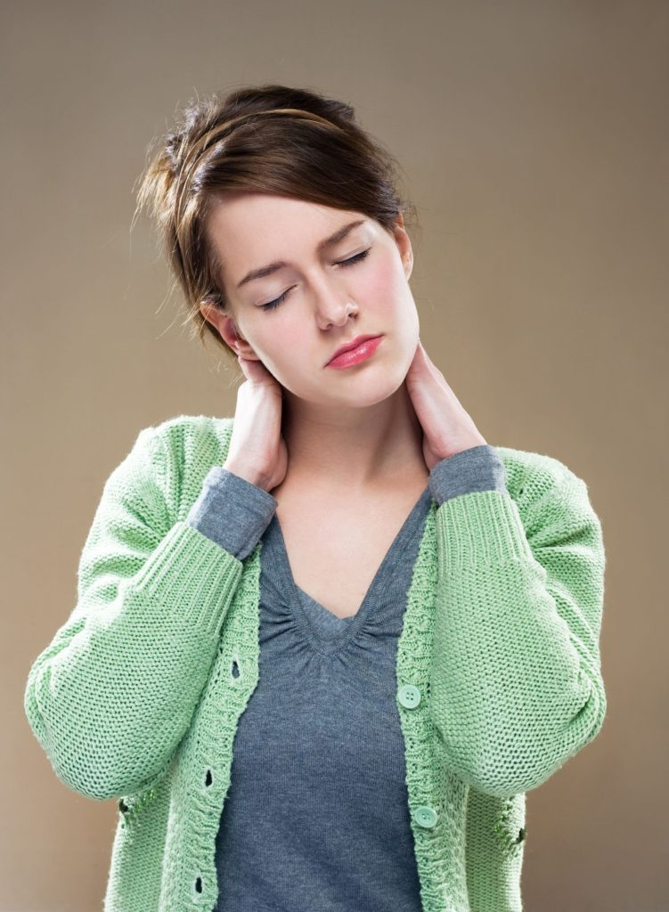 6 Ways To Combat A Painful And  Or Stiff Neck Issues