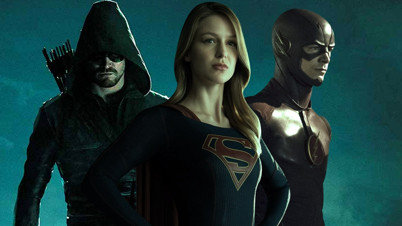 Photo of Can we finally have Supergirl-Flash-Arrow Crossover?