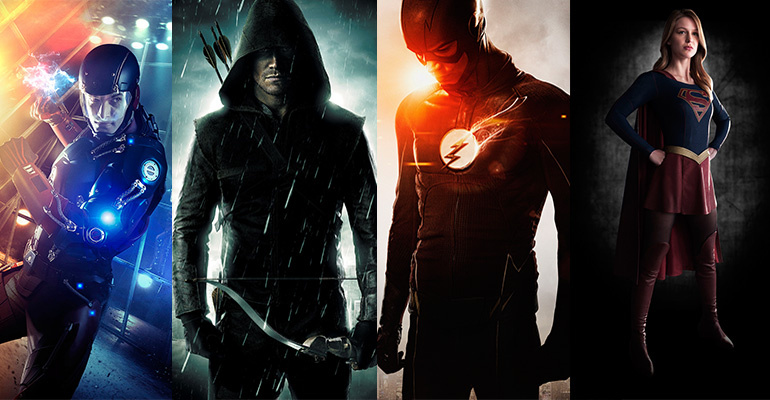 Photo of CW confirms a Mega Crossover of Supergirl, Flash, Arrow, Legends of Tomorrow