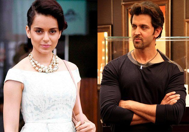 Photo of Kangana-Hrithik Spat shows the Ugly side of Bollywood