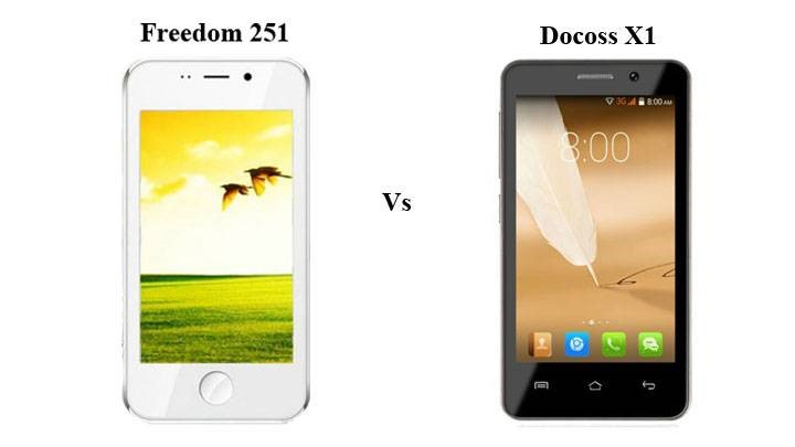 Photo of Docoss X1 – Is it another Freedom 251 in the Making?