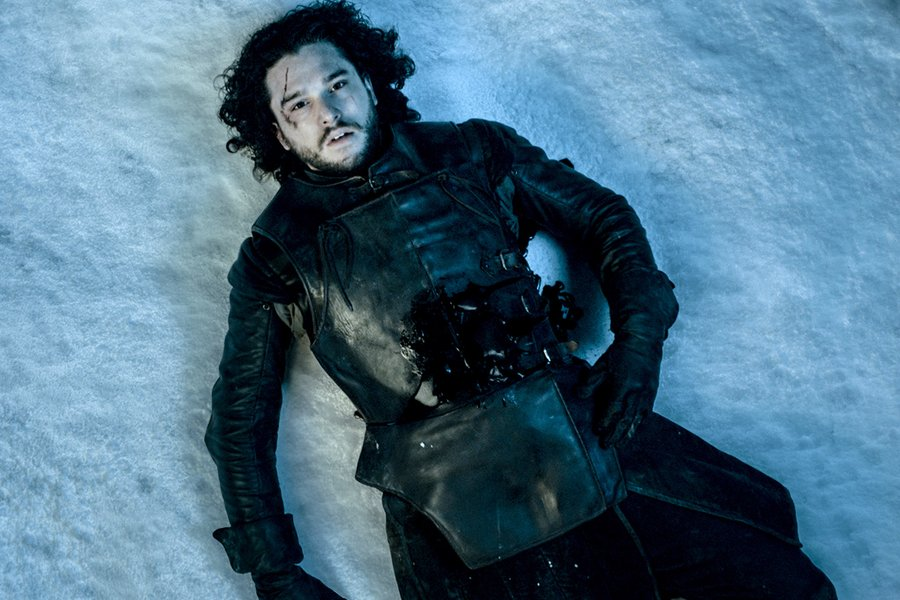 Photo of Game of Thrones Season 6: Did Jon Snow Warg into Ghost at the time of his Death?