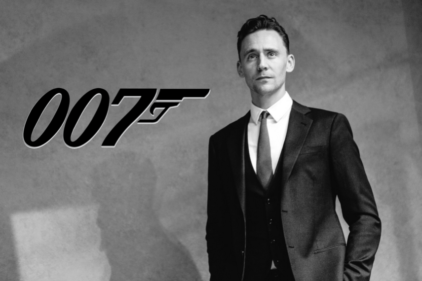 Photo of Should Tom Hiddleston Don The Mantle Of James Bond?