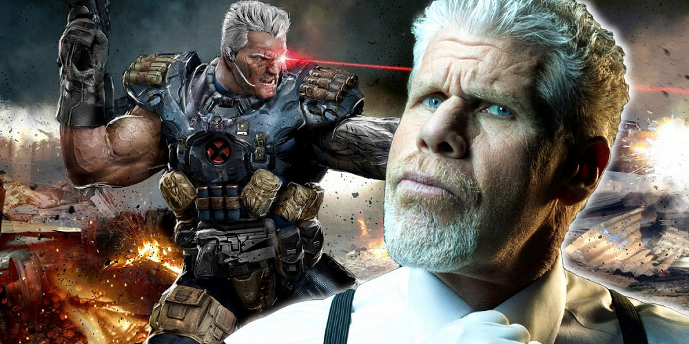 Photo of Will Ron Perlman make the Best Cable in Deadpool sequel?