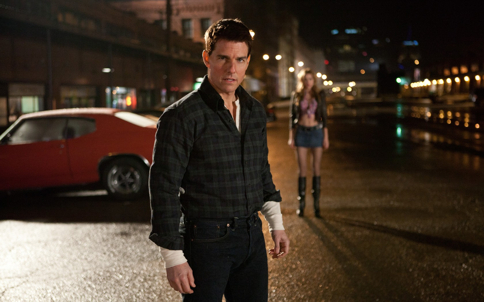 Photo of Jack Reacher Is Never Going Back!