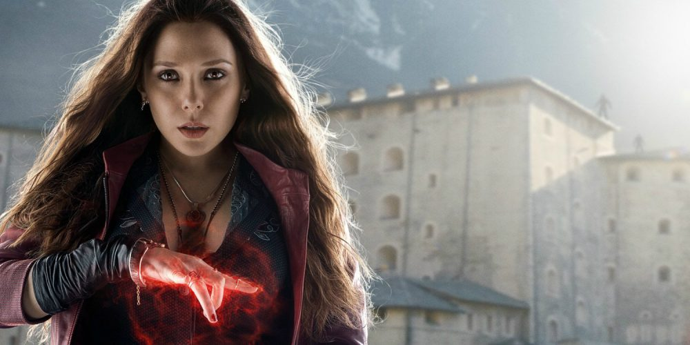 Photo of Elizabeth Olsen Is Open To The Idea Of Scarlet Witch Solo Movie