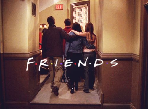 Photo of F.R.I.E.N.D.S. and FRIENDS