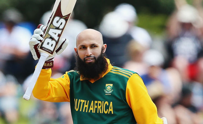 Photo of Hashim Amla- The Wall of South Africa