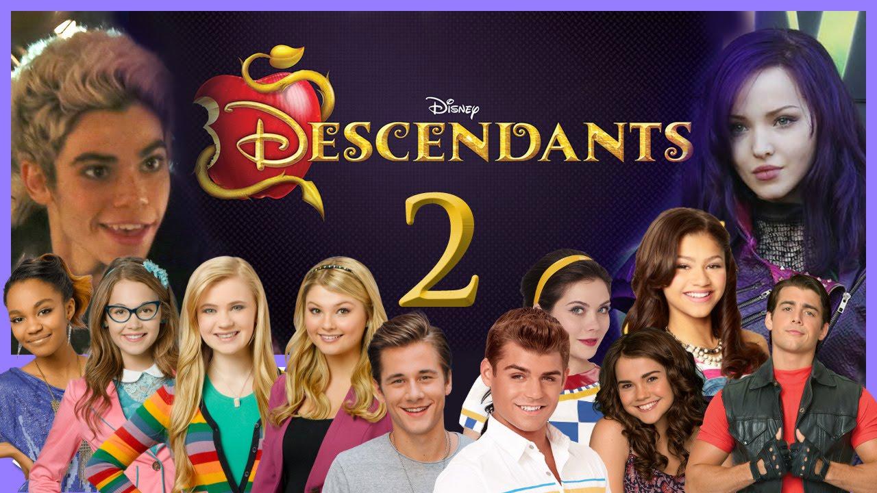 Photo of Descendants 2: Cast Details and More