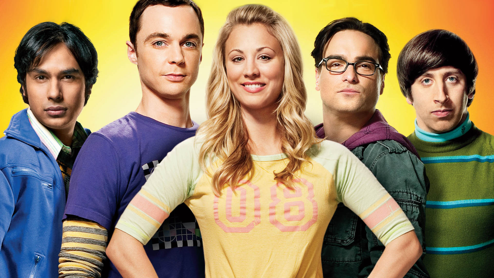 Photo of The Big Bang Theory Cast – Then & Now