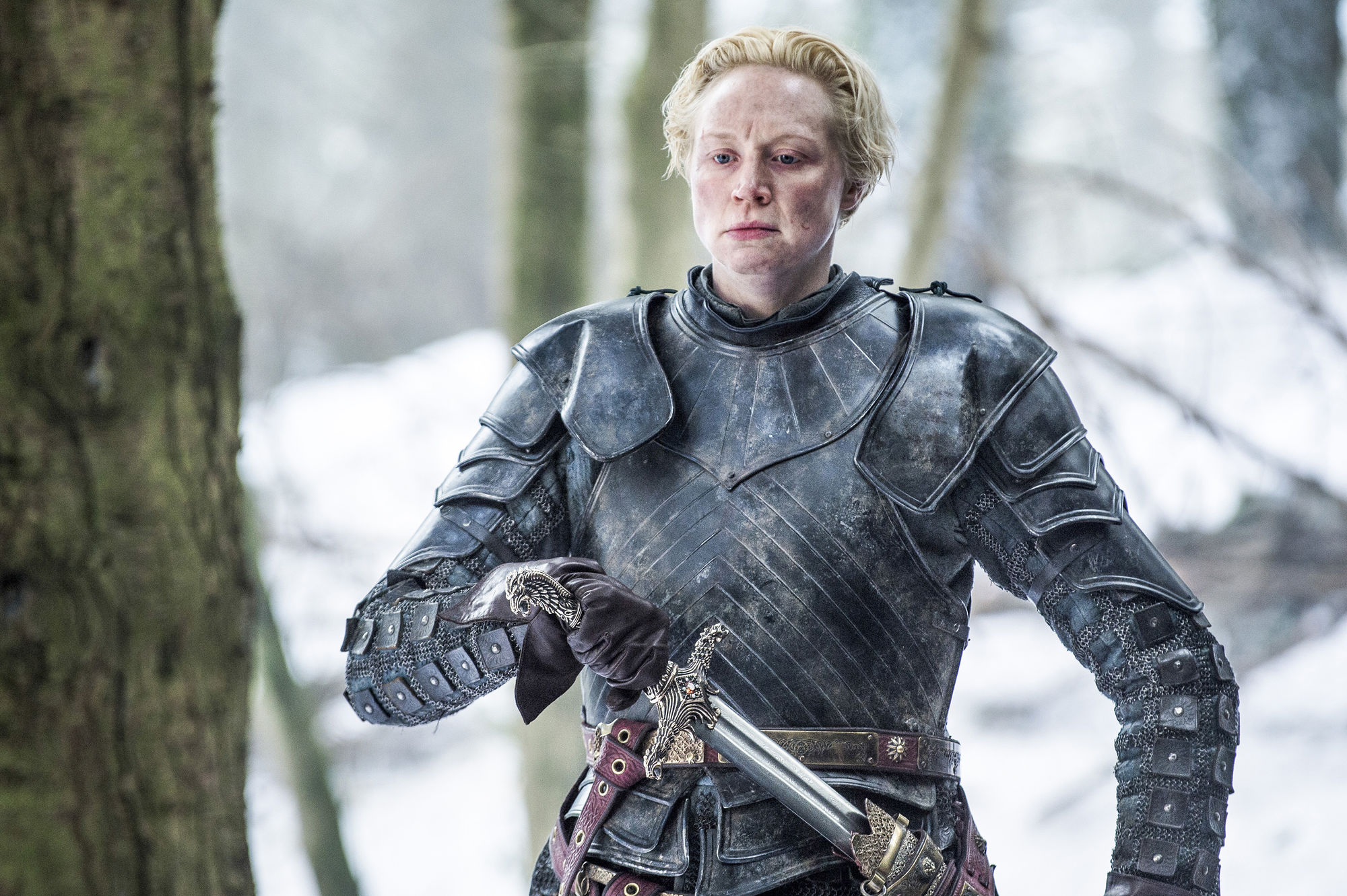 Photo of Winds Of Winter: George R.R Martin Reveals Unique Backstory For Brienne Of Tarth
