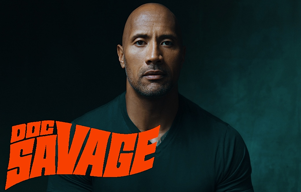 Photo of Dwayne Johnson is Confirmed to be the new Doc Savage