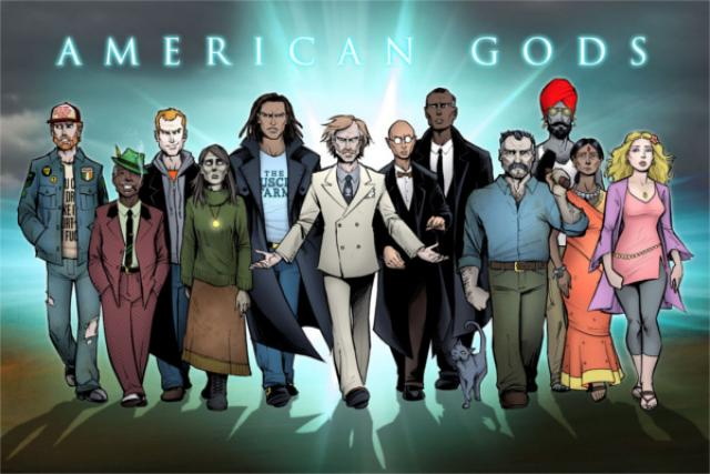 Photo of American Gods Got New Cast Member: Gillian Anderson