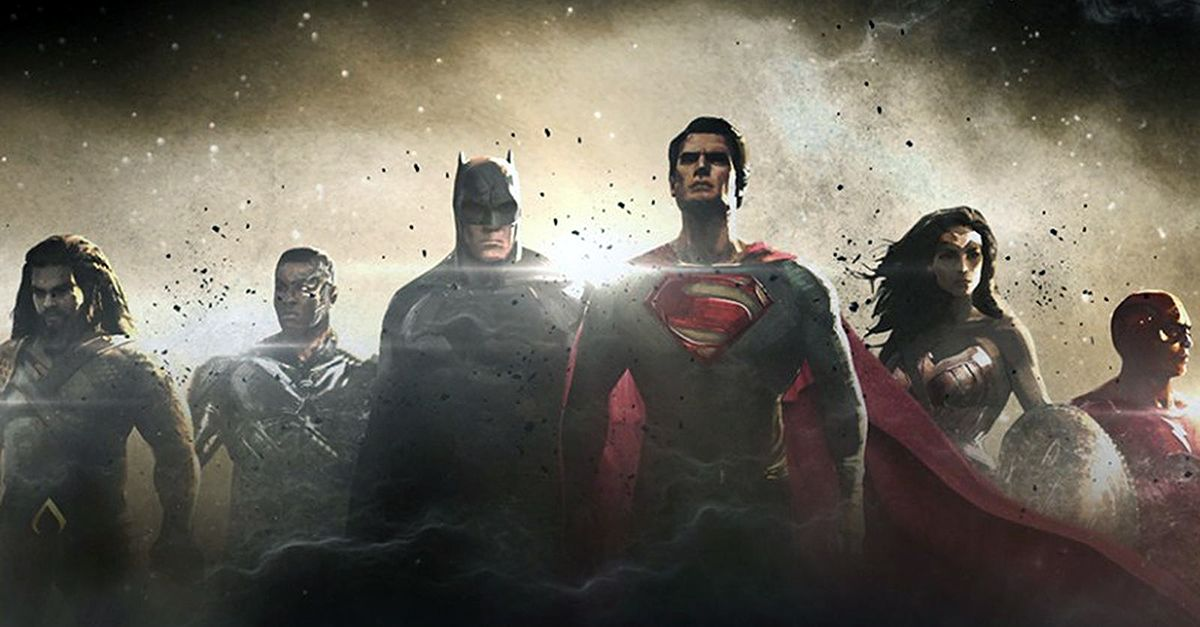 Photo of Geoff Johns reveals details of Justice League: Here's what we Know!