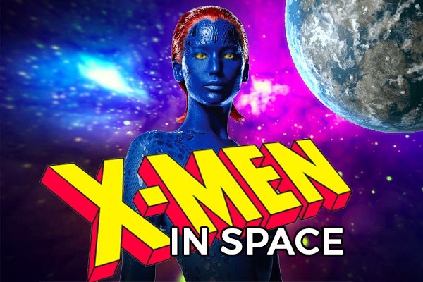 Photo of The next X-Men Movie to be set in Space?