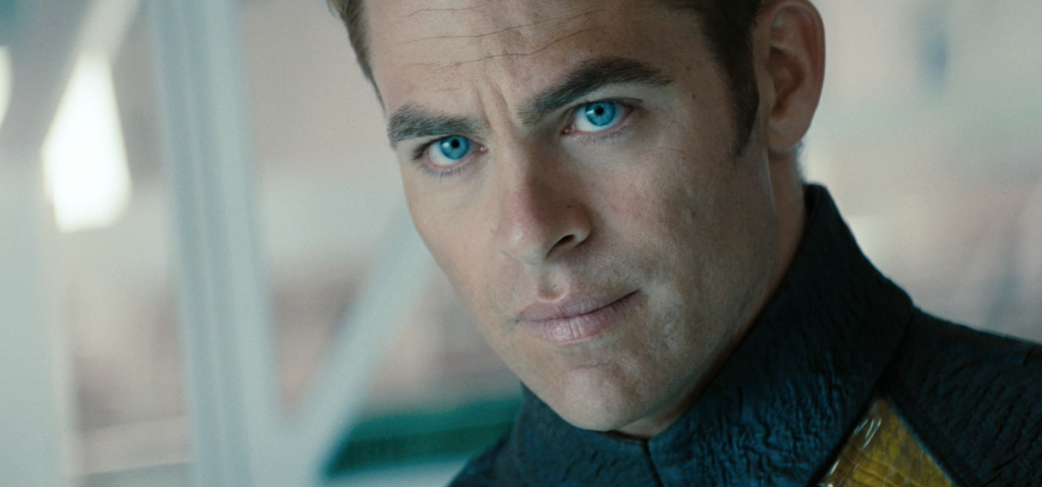 "Photo of Chris Pine says Star Trek Universe Can't be ""Cerebral"" in 2016"