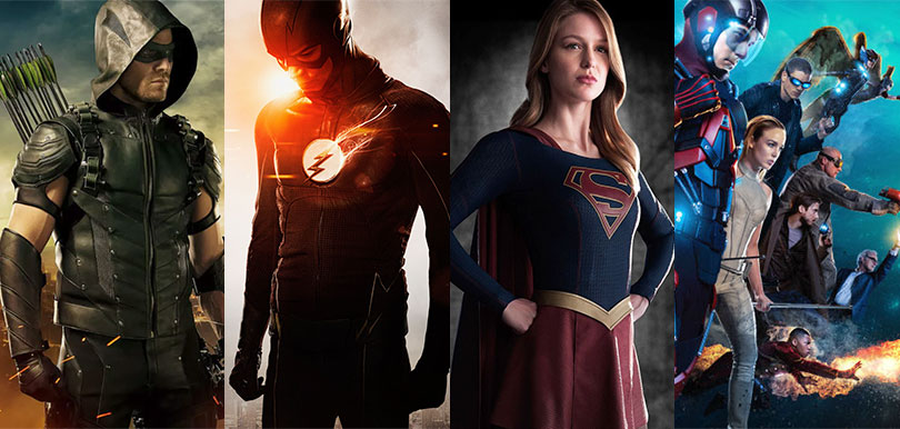 Photo of Premiere Dates for Every CW DC TV Show Announced