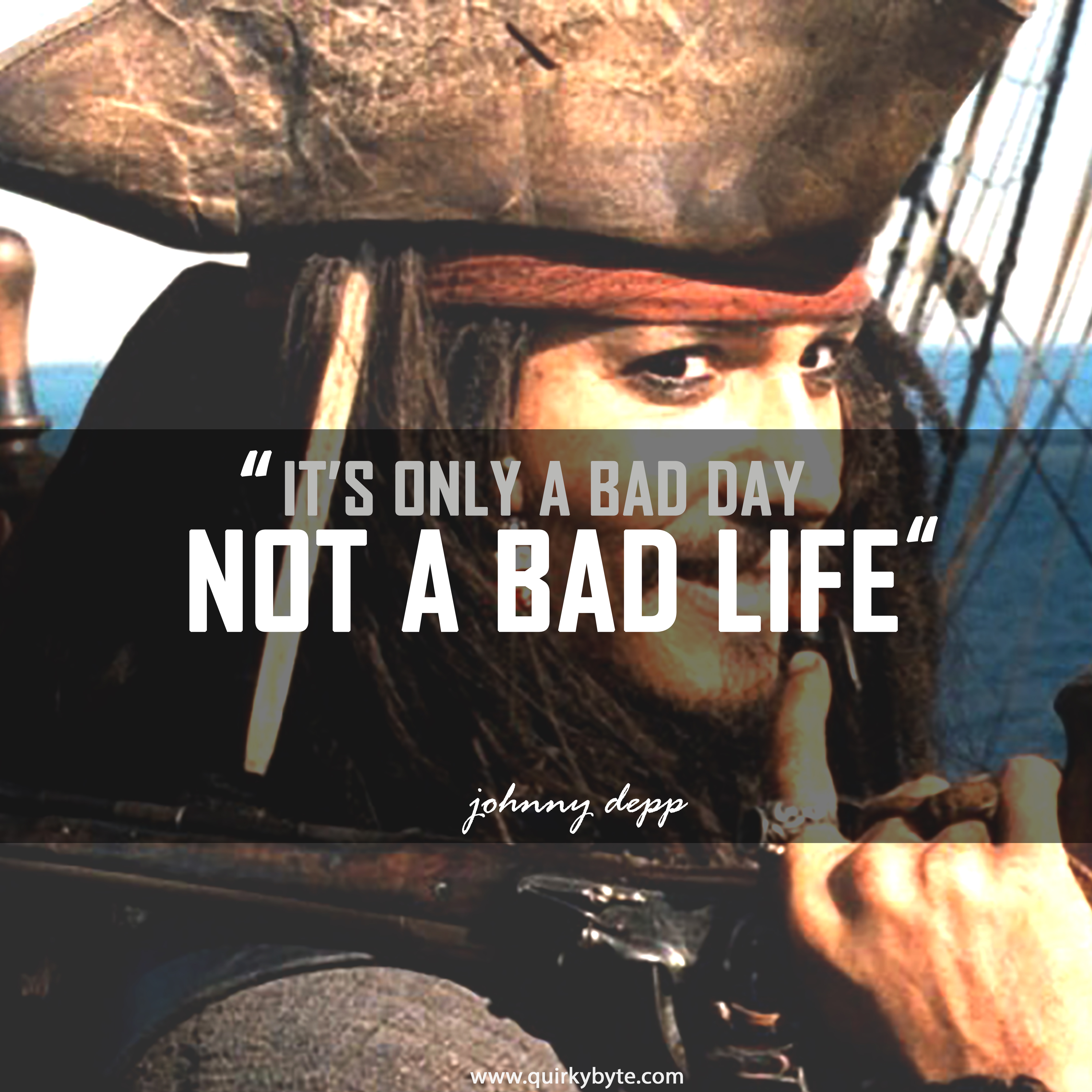 quotes by johnny depp