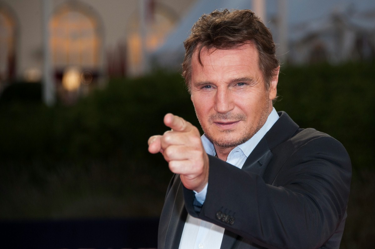Photo of Operation Chromite: Liam Neeson Worried About A Hack