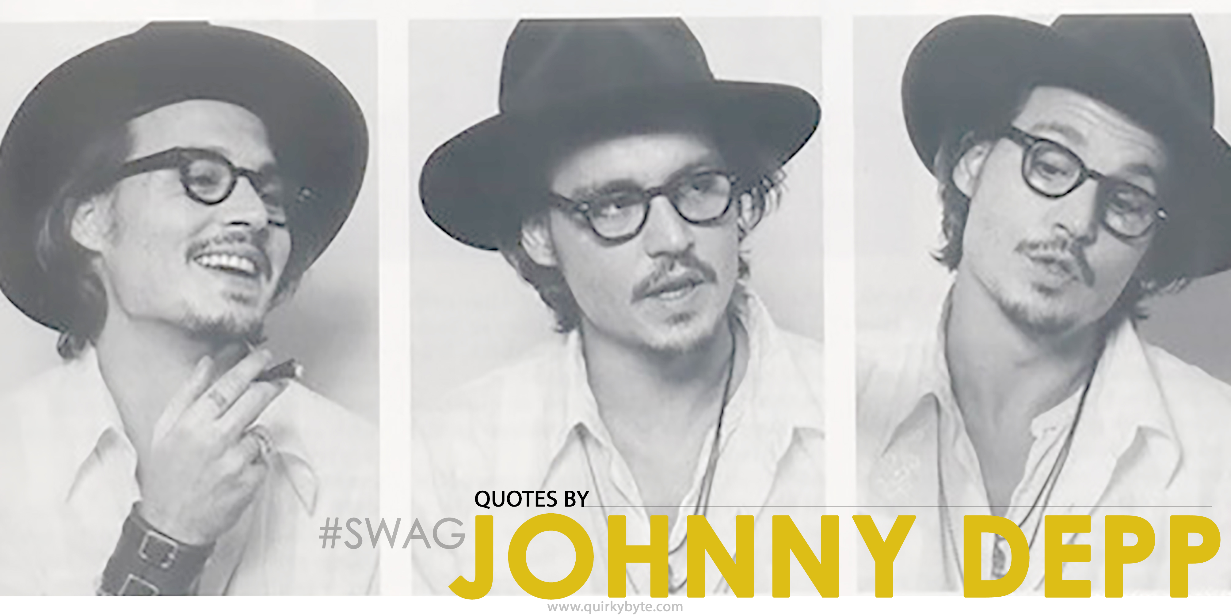 Photo of 5 Whacky Life Quotes by Johnny Depp