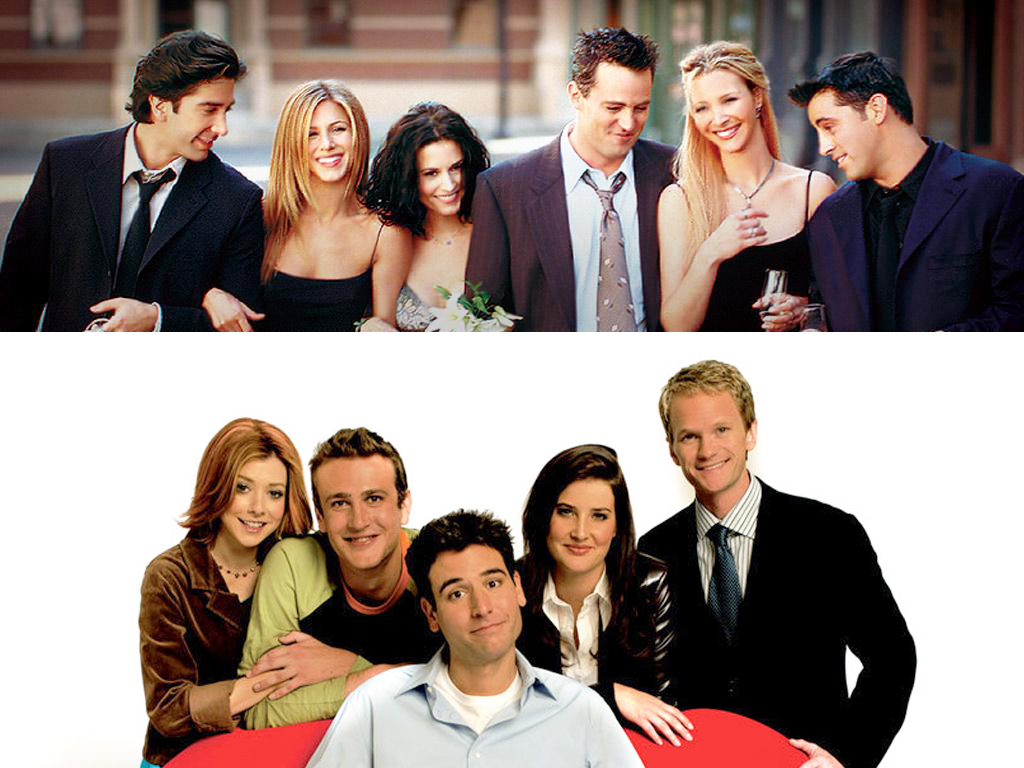 F.R.I.E.N.D.S and HIMYM