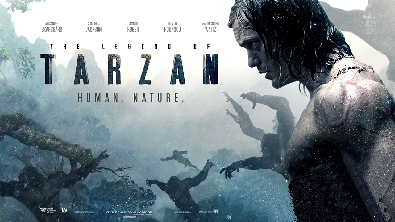 Photo of The Legend of Tarzan Review